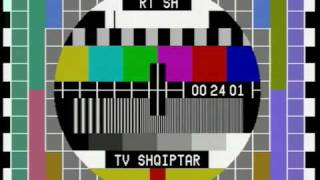 RT SH - TV Shqiptar (TVSH) Testbild 2009 -DIGITAL-