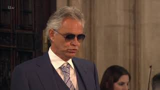 Andrea Bocelli The Royal Philharmonic Orchestra Ave Maria Royal Wedding 12th Oct 2018