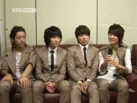 100305 CNBlue Interview 2/2 (K_B_S World Arabic)
