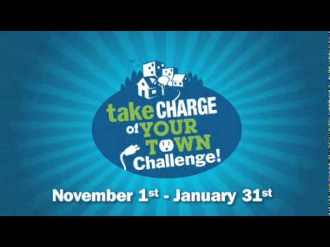 takeCHARGE of Your Town Challenge