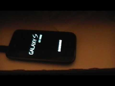 How to flash a kernel to Galaxy s i9000