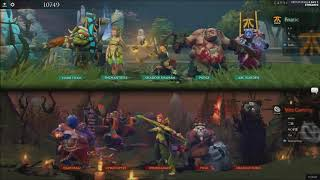 VG vs FNATIC - The International 2019 - Group Stage