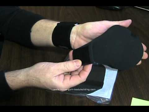 0 Newgrips Weight Lifting Gloves review