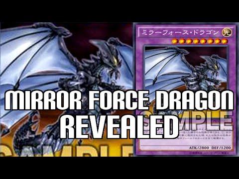 Yugioh Mirror Force Dragon - Critias & Mirror Force Fusion Monster video