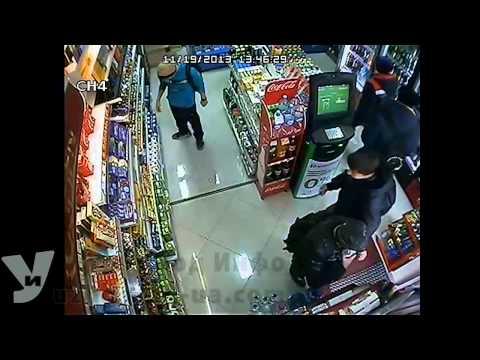 Школьники воруют в магазинах Ужгорода || Ужгород Инфо