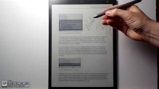 "Sony DPT-RP1 13.3"" PDF Reader Full Review"