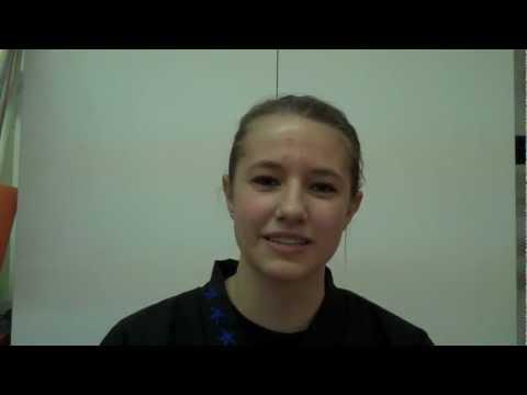 Ms Dishaw Self Control 1 - 27 12, Success Martial Arts, Twin Falls Karate