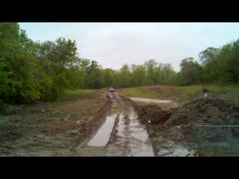 1984 Dodge Ram W150 4x4 mudding