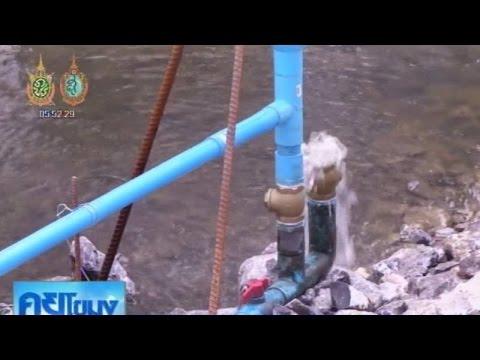 เกษตรสร้างชาติ : การตะบันน้ำเพื่อการเกษตร   สำนักข่าวไทย อสมท