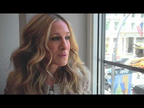 5 Questions for Sarah Jessica Parker