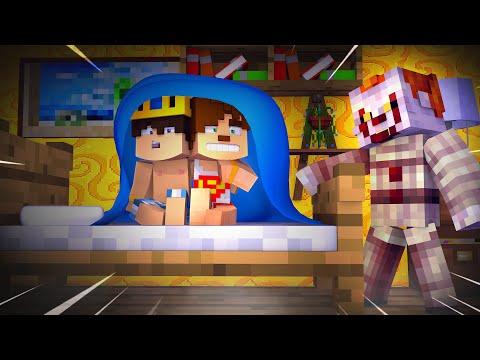 GÖKKUŞAĞI ADASINDAKİ YARATIĞIN HAZİNESİNİ BULDUK - Minecraft