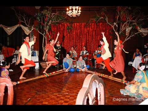 Tinikling Music.wmv video