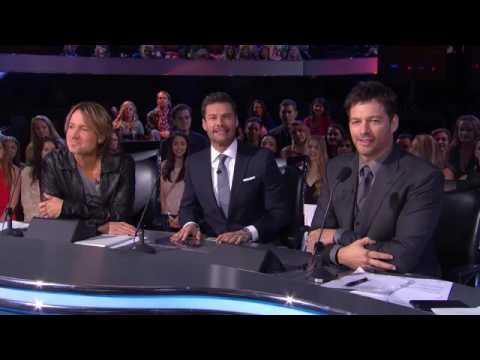 Cheap Thrills -Sia live in American Idol