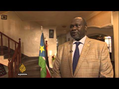 Exclusive interview: Riek Machar on South Sudan peace deal