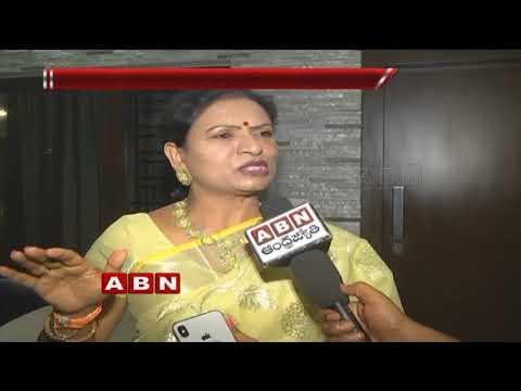DK Aruna Face to Face over Gattu Lift Irrigation Project and CM KCR Gadwal Sabha