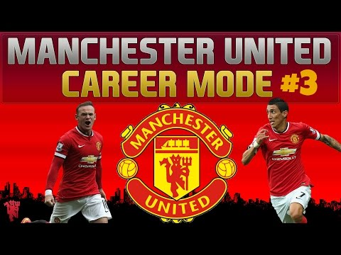 FIFA 15 Manchester United Career Mode #3 - Rooney On Fire!!!