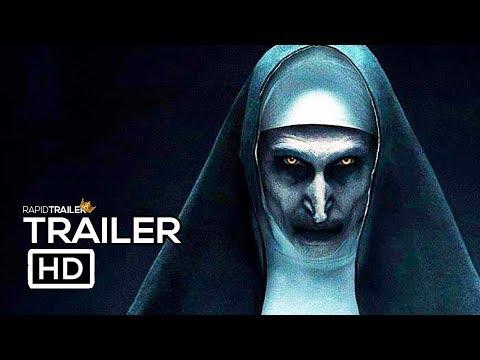 THE NUN Official Trailer (2018) Horror Movie HD