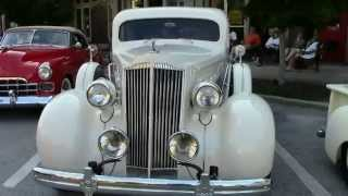 Decatur, Al. Bank Street Car Show  Pt 1   June 6 2015