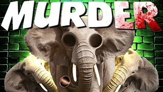 JUMANJI | Gmod Murder