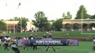#CAAFB 12 Teams/12 Days:  Elon