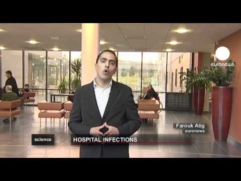 euronews science - The fight against the hospital superbug