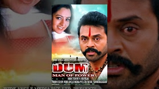 Power - DUM MAN OF POWER | Full Movie | Hindi Film | Venkatesh | Soundarya