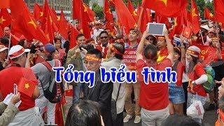 10/06/2018- Tổng biểu tình lớn chưa từng có sẽ diễn ra tại Hà Nội phản đối luật đặc khu