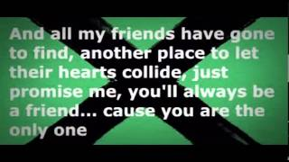 download lagu Ed Sheeran - One gratis