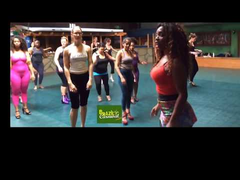 BRAZILIAN SAMBA DANCE TUTORIAL BY EGILI: HOW TO DANCE BRAZILIAN SAMBA STEP BY STEP