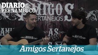 Amigos Sertanejos: novo CD e nova forma��o