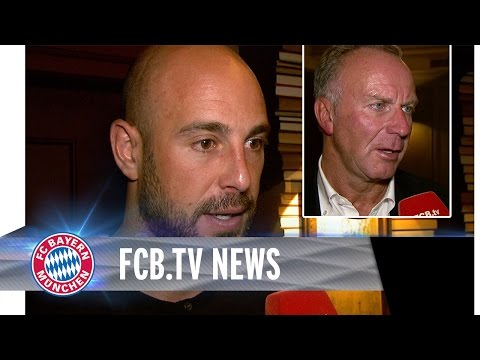 Pepe Reina In München Angekommen
