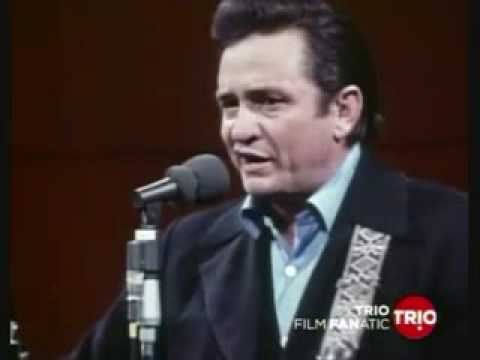 Johnny Cash - Walk the line LIVE at San Quentin