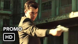 "Pennyworth ""Hero"" Promo (HD) DCTV Alfred Pennyworth origin story"