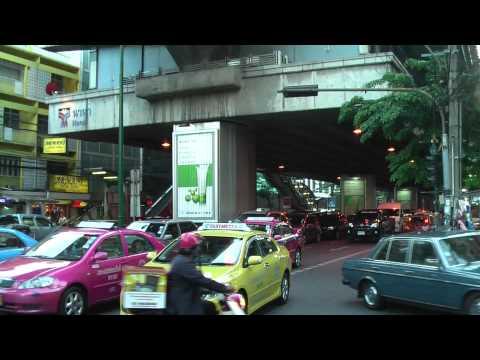 Sukhumvit Road near Nana station