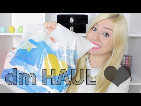 Dm Haul & Xxl Verlosung ♥ video
