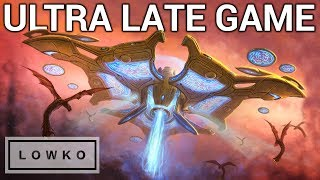 StarCraft 2: THE ULTRA LATE GAME!