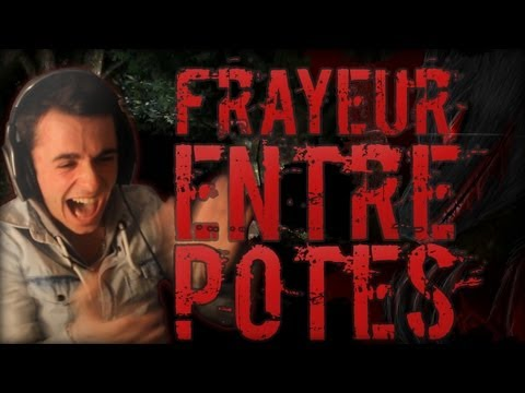 Slender Multiplayer (Survivers) - Grosse frayeur avec la LaZy ! DOWNLOAD LINK