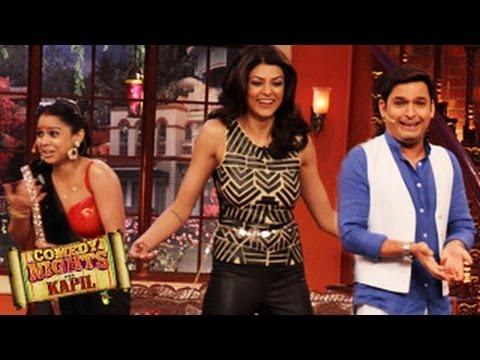 Sushmita Sen Sizzles On Comedy Nights With Kapil 4th May 2014 Full Episode Hd video