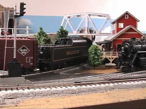 O Gauge 3 Rail Operating Trains V3