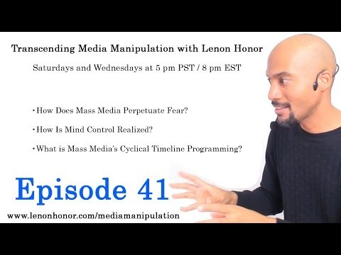 Why Does Mass Media Perpetuate Fear? Arab Spring video
