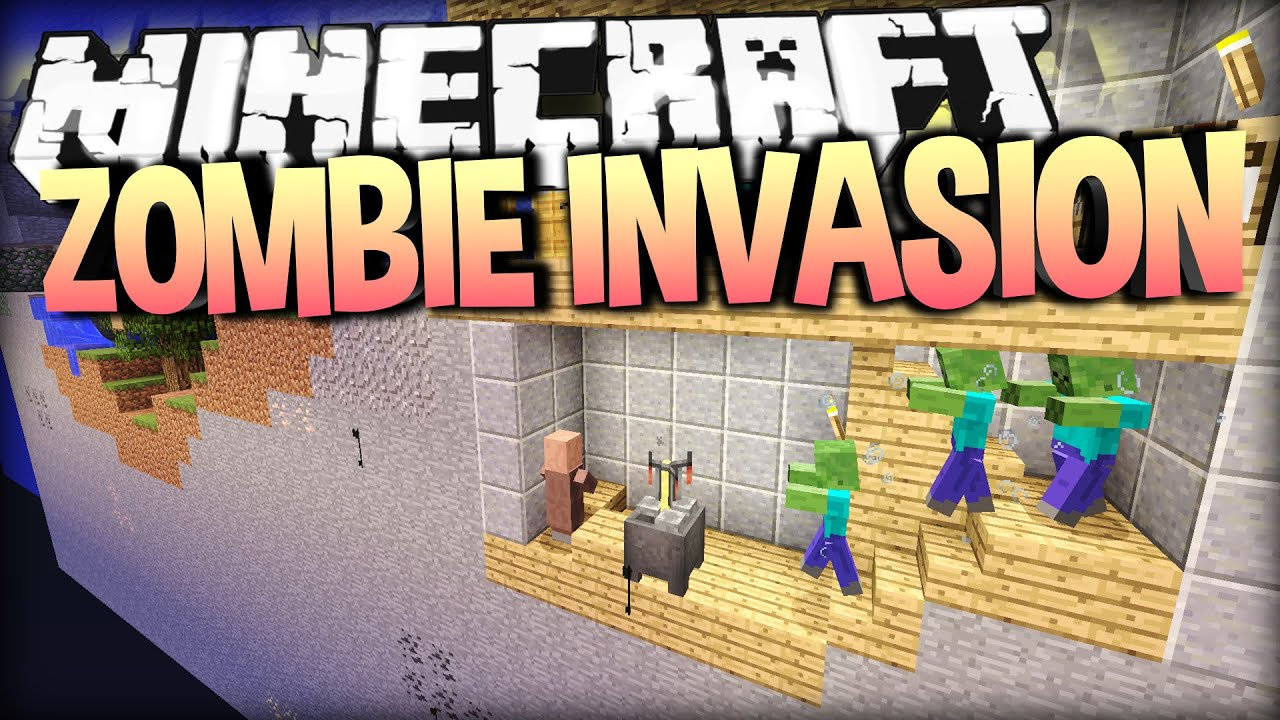 Minecraft Videos - Steve Life Story: Zombie Invasion ...