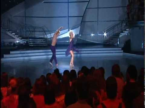 SYTYCD3 - Heath Keating & Jessica Prince, contemporary routine.
