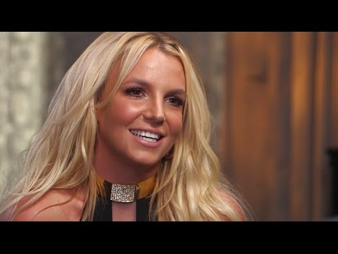 Britney Spears Interview 2013 on Las Vegas Show at Planet Hollywood