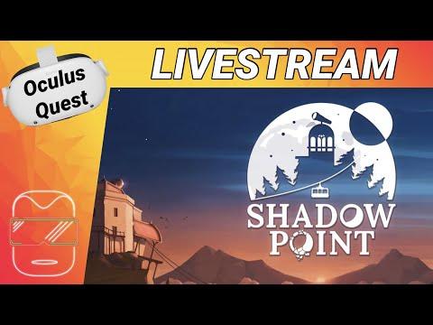 SHADOW POINT VR auf der Oculus Quest 2 [deutsch] Oculus Quest 2 Games deutsch