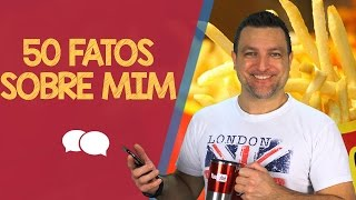 50 Fatos Sobre Mim Inglês Winner