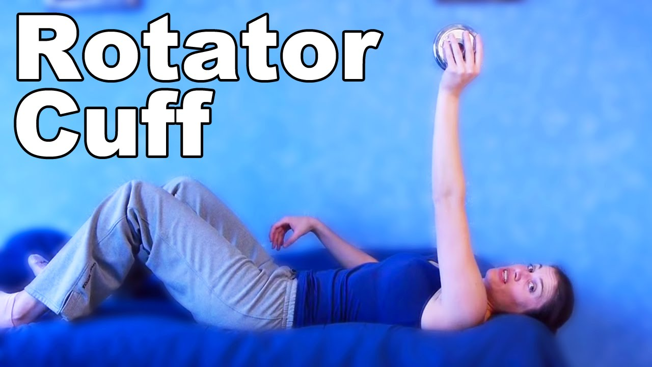rotator cuff therapy exercises pdf