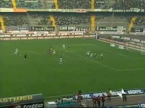 Juventus Vs Parma 2001-2002