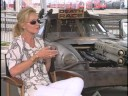 "Joan Allen (Hennessey) ""Death Race"" Interview!!!"