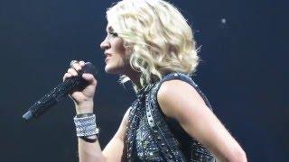 Download Lagu Carrie Underwood- I Will Always Love You (Storyteller Tour: Tulsa, Oklahoma) Gratis STAFABAND