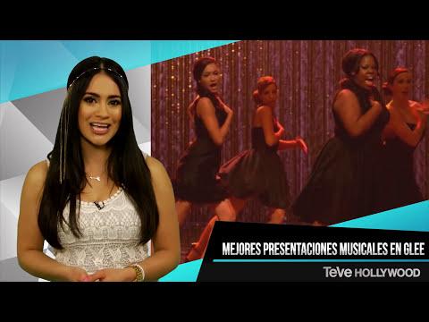 11 Mejores Presentaciones Musicales en Glee